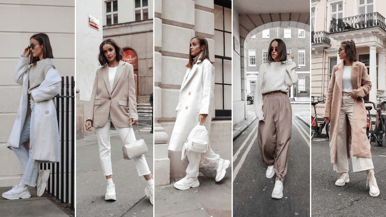 Neutral Winter Outfit Ideas